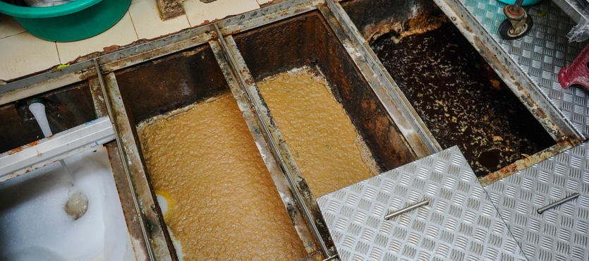 The Commercial Grease Trap – What You Need To Know