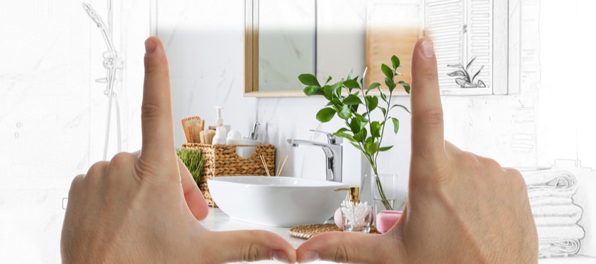 Your Dream Bathroom, Now A Reality!
